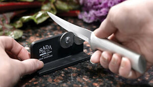 Rada Pull Through Quick Edge Knife Sharpener