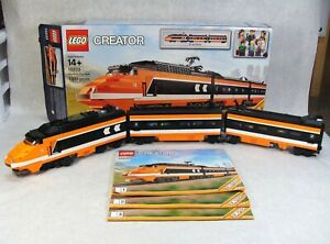 LEGO # 10233 CREATOR HORIZON EXPRESS TRAIN SET