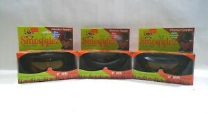 Smogglez Fire Pit Glasses FireBuggz Choose Green Red or Blue