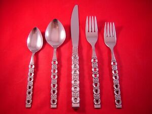 Oneida Applique Stainless Flatware Your Choice