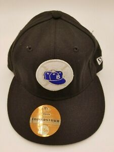 Vintage Brooklyn Dodgers New Era 5950 Fitted Hat Deadstock 6 7 8 Cooperstown $19.99