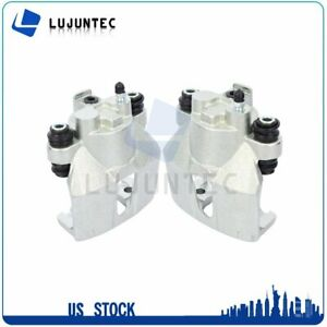 Rear Brake Calipers With Bracket For 1998 2004 Ford F 150 1997 1999 Ford F 250 $67.67