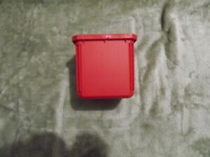 NEW MILWAUKEE PACKOUT NESTING CUP DEEP COMPARTMENT FITS IN YOUR BOX RED
