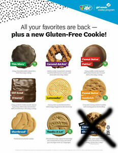 2020 Brand New Girl Scout Cookies ARE HERE! 5 boxes for $20. No Markup.