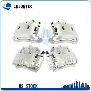 Front Rear Brake Calipers Pairs For 2004 2005 2006 2007 2008 Dodge Ram 2500 $362.77