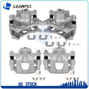 Front Rear Brake Calipers Pairs For 2002 2003 2004 2005 Dodge Ram 1500 $237.38