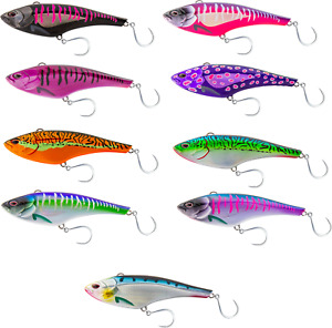 Nomad Design Madmacs 160 200 240 Sinking High Speed Trolling Saltwater Lure