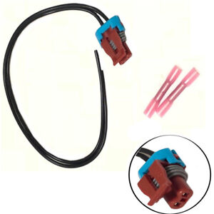 New Charcoal Canister Vent Valve Solenoid Connector Pigtail For 1996 2014 GMC
