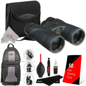 Nikon 8x42 Monarch 5 WP Binocular 7576 Kit
