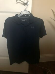Boys Under Armor Polo Size Extra Large $10.00