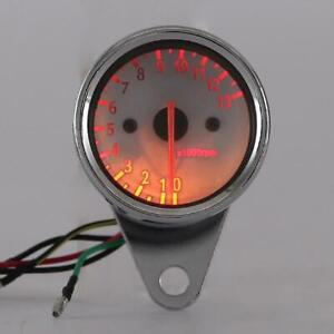 Chrome LED Motorcycle Tachometer Gauge For Yamaha Royal Star Tour Deluxe Venture $18.13