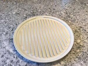 Nordic Ware Round  Microware Bake 'N Bacon Sheet Microwave  Bacon Cooker