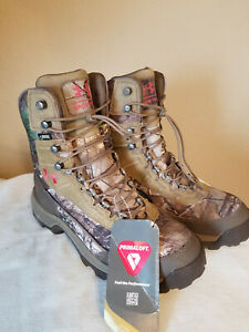 Under Armour 400 Realtree Boots 1240082-946 w Gore-Tex Women's Size 11