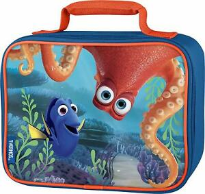 Thermos Insulated Soft Lunch Kit / Bag Disney Pixar Finding Dory PVC Free