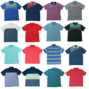 Under Armour Mens Golf Polo Shirts NWT 50+Types S M L XL XXL NEW STOCK $39.99