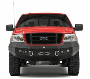 2004-2008 Ford F150 KO Off Road Front Bumper Heavy Duty Replacement Winch Ready
