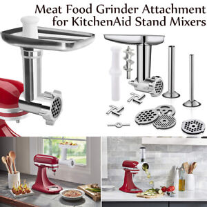 Home Meat Grinder Attachment for KitchenAid Stand Mixer Food Grinding Machine US