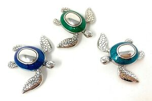 Ganz Good Luck Sea Turtles Pocket Charms with Inspiration Story Card Set of 3 $18.75