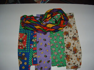 NEW STETHOSCOPE COVER SET OF 5 ASSORTED PRINTS CLEARANCE LOOK