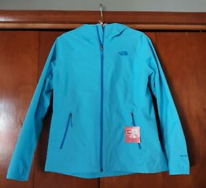 Womens NORTHFACE Boreal Spring Jacket Fortuna Blue L NWT