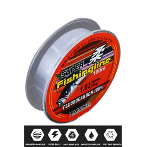 The Best Fishing Line Super Strong Japanese Nylon Transparent Fishin Tackle 100m