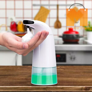 Intelligent Liquid Soap Dispenser Automatic Touchless Induction Foam Infrared