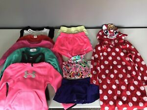 Girls Size Small Mixed Season 11 Piece Clothing Lot Justice Hanna Andersson $34.99
