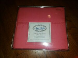 Original Anna Bella 1800 Series 3pc Twin Size Sheet Set