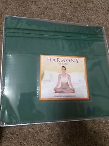 Twin Sheet Set - 1 Pillow Case, Flat and Deep Pocket Fitted NIB NEW 3pc