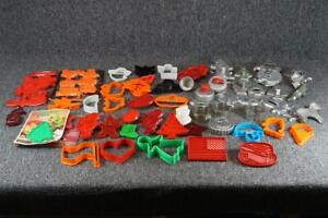 Vintage Large Assortment of 73 Cookie Cutters