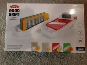 Oxo Good Grips Multi-Grater/Slicer Set Missing Course Grater