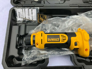 Dewalt DC551 14.4 Volt Cordless Cut Out Tool, New Unused with case