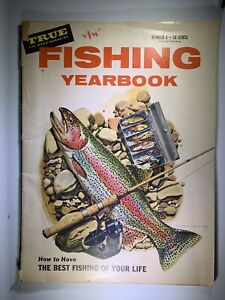 Fishing Yearbook Issue #5 How To Have The Best Fishing Of Your Emmett Gowen