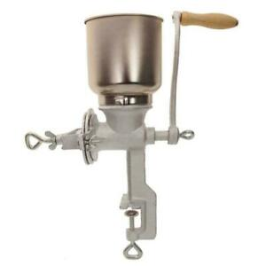 Grinder Corn Coffee Wheat Manual Hand Grains Iron Nut Mill Crank Labor-saving