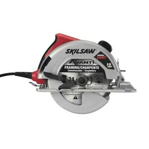 SKIL 5587 Avanti 7-1/4 in. Corded Electric Circular Saw w/ 24-Tooth Blade