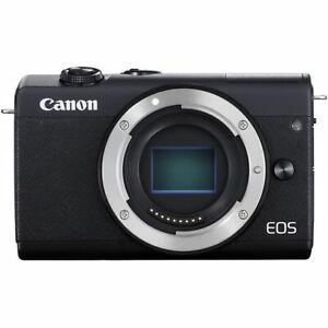 Canon EOS M200 Mirrorless Digital Camera Black with 15 45mm Lens $422.71