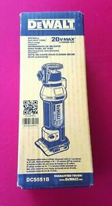 Dewalt DCS551B 20V Max Lithium-Ion Cordless Drywall Cut-out Tool * TOOL ONLY*
