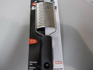 OXO Good Grips Fine Grater, Zester Stainless Steel Hand Held 10
