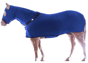 Horse Comfort Stretch Lycra Sleazy Full Body Sheet Neck 521MW03