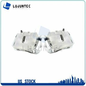 Front Brake Calipers With Bracket For Ford F 150 2005 2006 2007 2008 2009 1 Pair $147.89