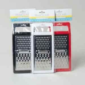 Flat Metallic Kitchen Grater