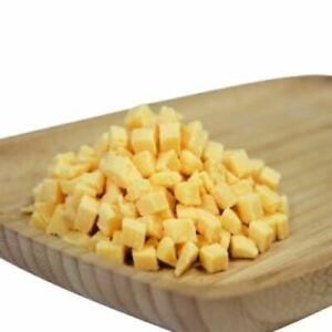 HIGH TEMPERATURE DICED CHEDDAR CHEESE