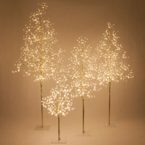 LED Fairy Light Tree Lighted Branch Holiday Home Decorative Twig Lighting 3 7ft