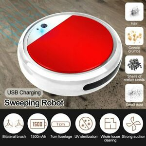 7 in 1 Smart Auto Sweeping Robot Vacuum Cleaner 3200PA Strong Suction USB Charge