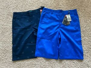 NEW Under Armour Match Play youth golf shorts $16.99