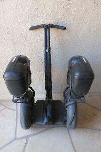 2007 Segway i2 - black low miles good condition. Hard bags included!