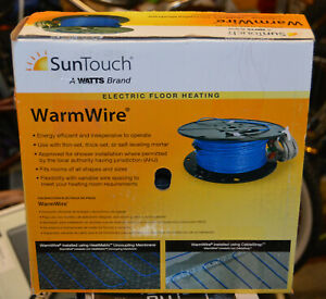 SunTouch WarmWire 40 sq. ft. Radiant Floor Heating Wire 81014501