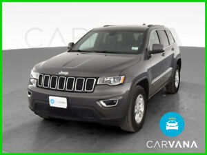 2017 Jeep Grand Cherokee Grand Cherokee Laredo Sport Utility 4D Knee Air Bags ParkView Back-Up Camera Dual Air Bags Side Air Bags F