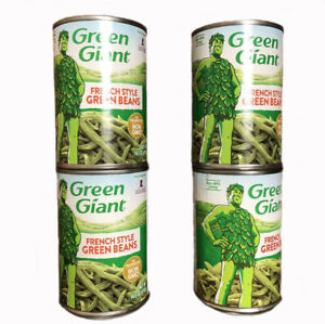 Green Giant French Style Green Beans, 14.5-Ounce (Pack of 4)