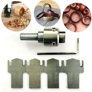 Ring Drill Bit Multifunction Wooden Thick Ring Maker High Speed Steel Wood Tool